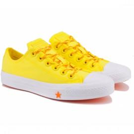Кеды converse all star 564116c 38(7,5)(р) yellow текстиль