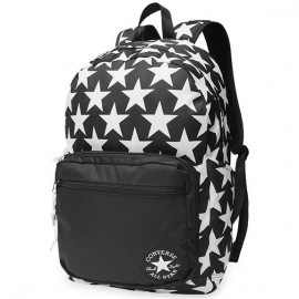 Рюкзак converse stars go 2 backpack 10018466-001 o/s(р) black/white