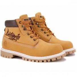Bustagrip bgc-0830yel+grf 43(р) ботинки yellow grf нубук