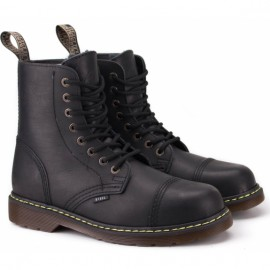 Steel 113/114/al/ken/124-blk 36(р) ботинки black 100% кожа