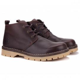 Bustagrip bg2-0440brn 41(р) ботинки brown 100% кожа