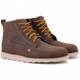 Bustagrip bgl-0641brn 41(р) ботинки brown нубук