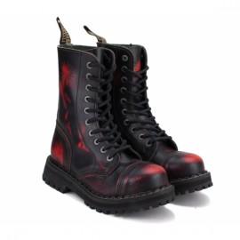 Steel 105/106o-yrb 39(р) ботинки yrb 100% кожа