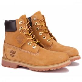 Timberland 10361 37,5(6,5)(р) ботинки yellow нубук