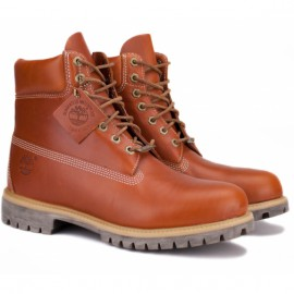 Timberland 6558a 45(11)(р) ботинки brown 100% кожа
