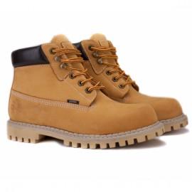 Steel 052/38/o-yel 36(р) ботинки yellow нубук