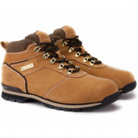 Timberland split rock 6701a 45(11)(р) ботинки yellow нубук