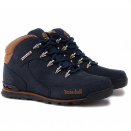 Timberland euro rock hiker 6165r 41(7,5)(р) ботинки navy нубук