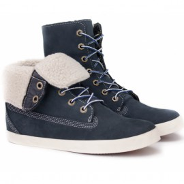 Timberland 8645a 38(7)(р) ботинки navy нубук