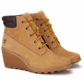 Timberland amston 6-inch 8251a 38(7)(р) ботинки yellow нубук