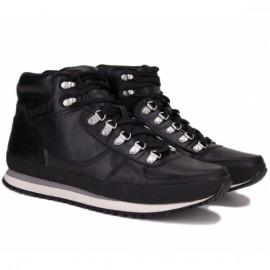 Timberland casselton alpine chukka a13ii 43((9)(р) ботинки black 100% кожа