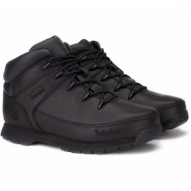 Timberland euro sprint hiker  a13kb 38(5,5)(р) ботинки black 100% кожа