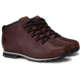 Timberland splitrock hiker a18co 41(7,5)(р) ботинки brown 100% кожа