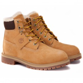 Timberland 6in premium a1bei 37(4,5)(р) ботинки yellow нубук