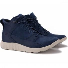 Timberland flyroam hiker a1izx 42(8,5)(р) ботинки navy 100% кожа