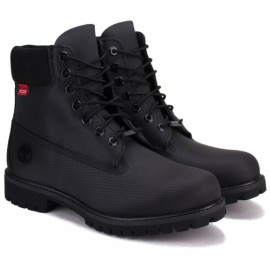 Ботинки timberland helcor premium waterproof boots a1twr 43(9)(р) black 100% кожа