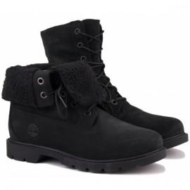 Ботинки timberland jayne teddy fleece tboa1qst (tg2348) 39(8)(р) black нубук