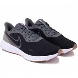 Кроссовки Nike Revolution 5 BQ3204-016 Black/Grey Текстиль
