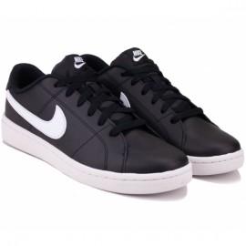 Кроссовки Nike Court Royale 2 Low CQ9246-001 Black Шкiра