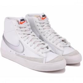 Кроссовки Nike Blazer Mid 77 CZ1055-112 White Шкiра