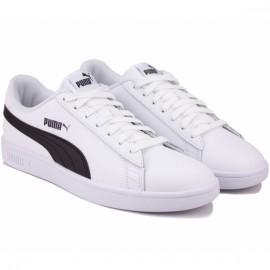 Кеды Puma Smash V2 L 36521501 White Шкiра