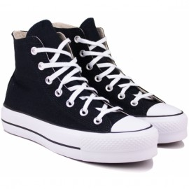 Кеды Converse Chuck Taylor All Star Lift Hi 560845C Black Текстиль