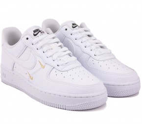 Кроссовки Nike Air Force 1 07 Essential CT1989-100 White Кожа