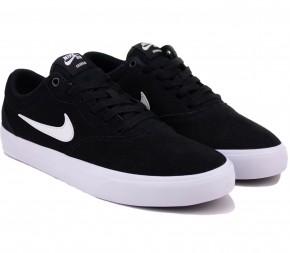 Кеды Nike Sb Charge Suede CT3463-001 Black Замша