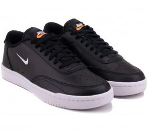 Кроссовки Nike Court Vintage CJ1676-001 Black Кожа