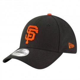 Кепка New Era San Francisco Giants 10047548 Black Полиэстер