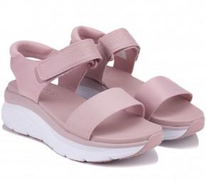 Босоножки Skechers Relaxed Fit: D'Lux Walker 119226 BLSH (KW6277) Pink Текстиль