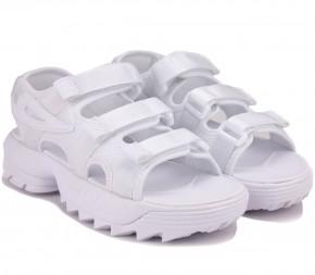 Босоножки Fila Disruptor Sandal W 5SM00035-100 White Текстиль
