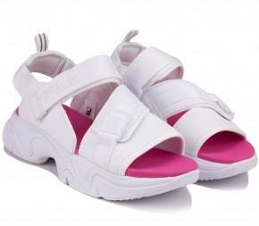 Босоножки Fila Nebula Sandals GL W 110000-00 White Текстиль