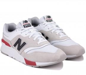 Кроссовки New Balance 997 CM997HVW Gray Замша