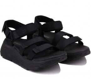 Босоножки Skechers Max Cushioning - Lured 140218/BBK (KW6249) Black