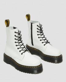 Ботинки Dr. Martens Jadon Smooth Leather Platform 15265100 White Кожа
