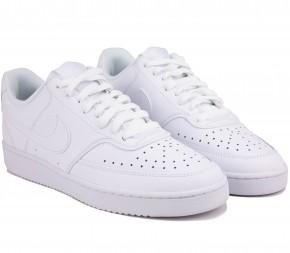 Кроссовки Nike Court Vision Low CD5434-100 White Кожа