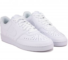 Кроссовки Nike Court Vision Low CD5463-100 White Кожа