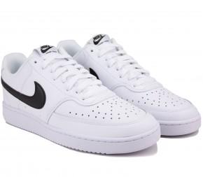 Кроссовки Nike Court Vision Low CD5463-101 White Кожа