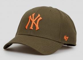 Кепка 47 Brand New York Yankees B-MVPSP17WBP-SWC Khaki