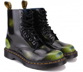 Ботинки Dr. Martens 1460 Pascal Multi Arcadia 26585001 Black Кожа