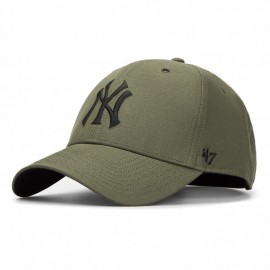 Кепка 47 Brand New York Yankees B-AERIL17GWS-MS Green Хлопок