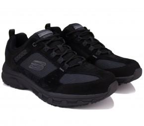 Кроссовки Skechers Relaxed Fit: Oak Canyon 51893 BBK Black