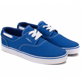 Кеды c1rca valeo olbl 38,5(6,5)(р) blue/white текстиль