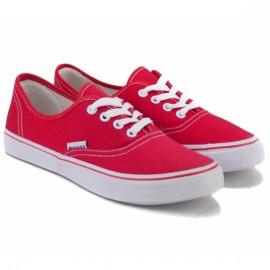 Кеды wishot 32-048d-rd 36(р) red текстиль