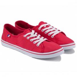 Кеды wishot 32-053d-rd red текстиль