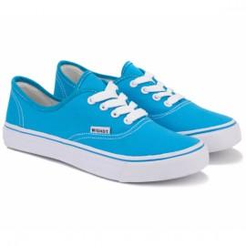 Кеды wishot 32-048d-bl blue текстиль