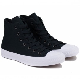 Кеды converse chuck taylor all star ii 150143c 36(3,5)(р) black/white текстиль