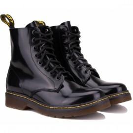 Ботинки wishot 400-31-blk-s 37(р) black кожа