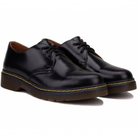 Туфли wishot 300-31-blk-s 36(р) black кожа